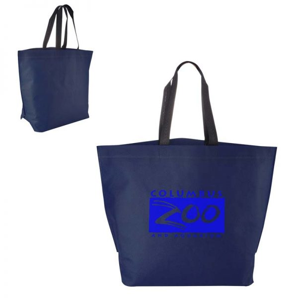 Economy Shopper Bag - Navy