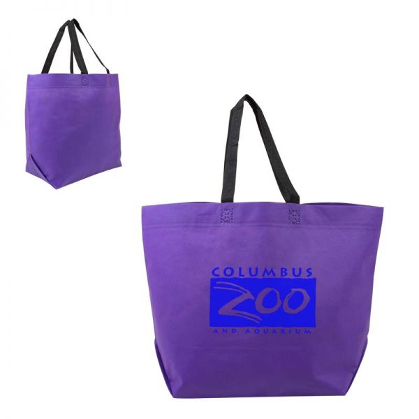 Economy Shopper Bag - Purple