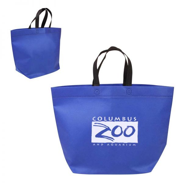 Economy Shopper Bag - Reflex Blue