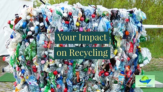 Recycling is In Trouble. Reusable Recycling Bags Can Help