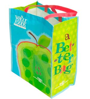 Recyclable Bags for Retail