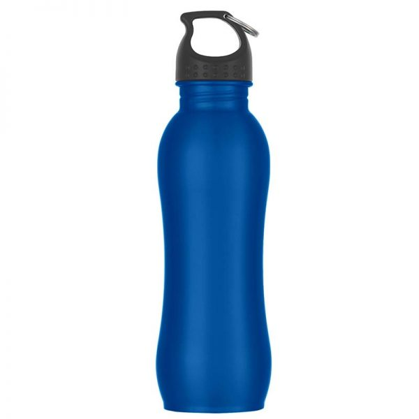 Promotional Blue Stainless Steel Water Bottle available in Bulk