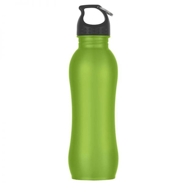 Promotional Green Stainless Steel Water Bottle available in Bulk