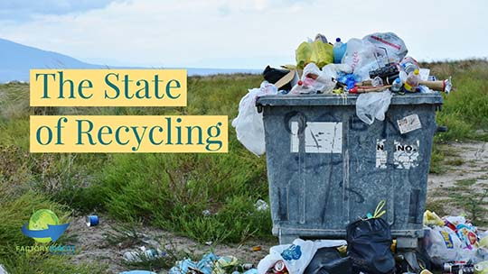 The State of Recycling Made Better with Reusable Recycling Bags