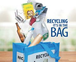 Recycling…It's In The Bag