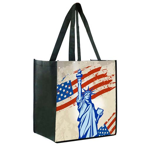 Sublimated Printed Laminated Bag Panels