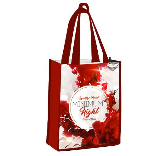Sublimated Printed Laminated Bag