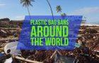 Plastic Bag Bans Around The World