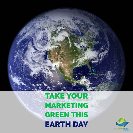 3 Promotional Marketing Ideas for Earth Day