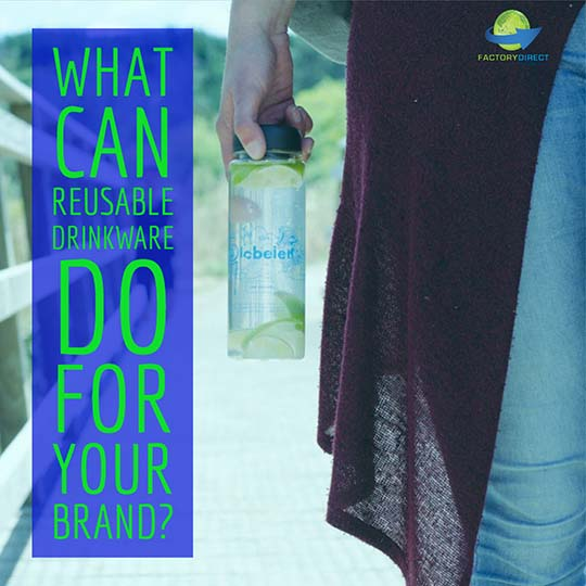 6 Stats About Reusable Drinkware Your Marketing Department Needs to Know