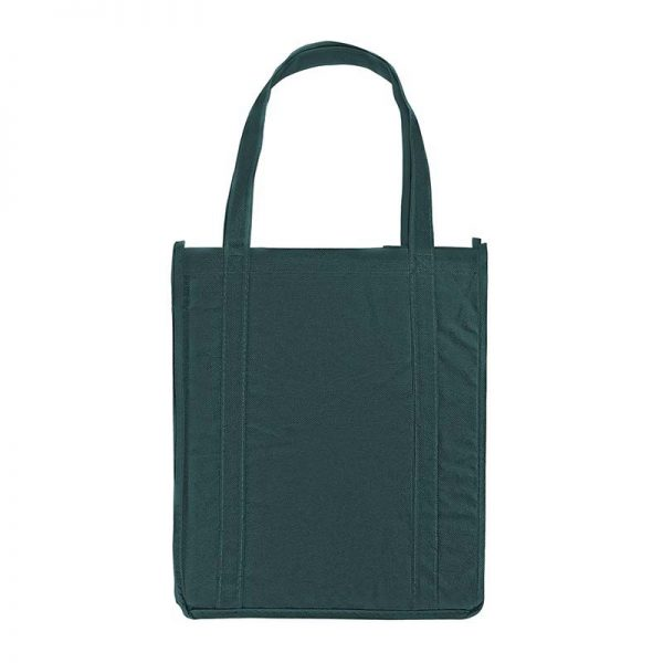 Green Hunter promotional grocery tote