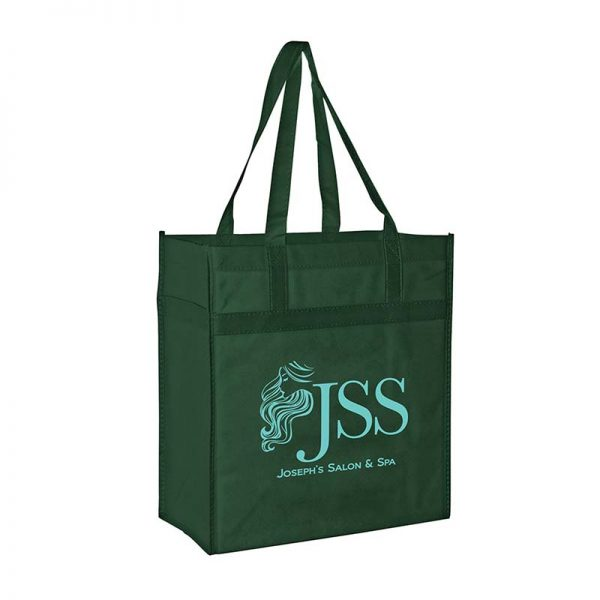 Reusable Eco Grocery Bag - Hunter Green