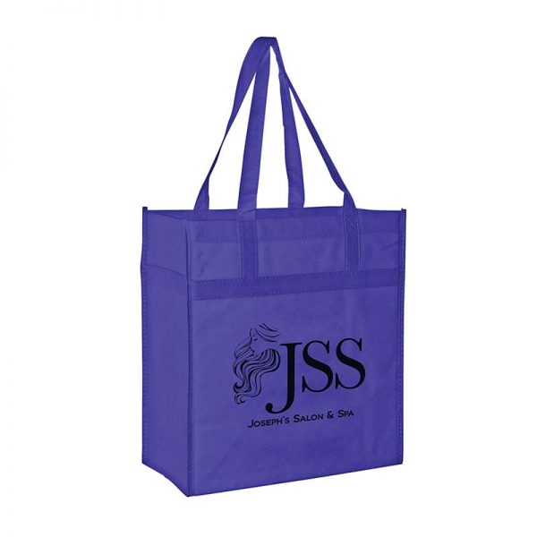 Reusable Eco Grocery Bag - Royal Blue