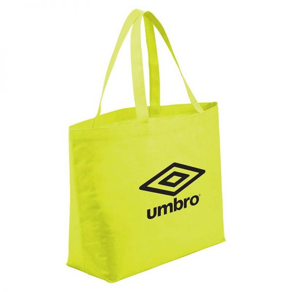 Lime Economy Shopper Bag