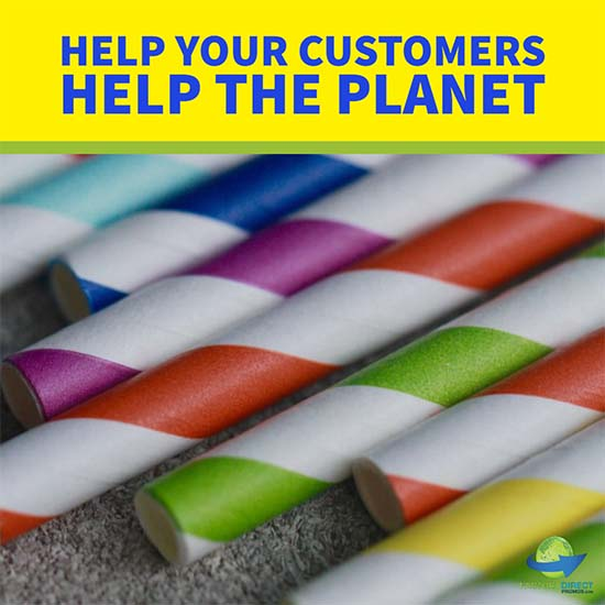 5 Promotional Straws Your Prospects Will Love to Use