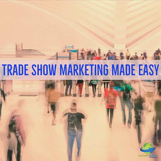 Top Selling Recyclable Bags for Trade Show Marketing