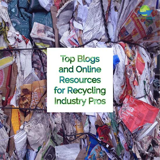 Top Blogs and Online Resources for Recycling Industry Pros