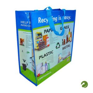 Reusable-Recycling-Bags CalRecycle Certified