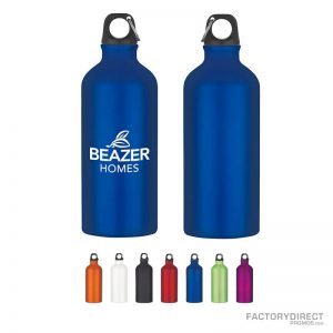 Custom Promotional 20oz Aluminum Bottles in Bulk