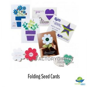 Folding Seed Cards