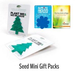 Seed Mini Gift Packs