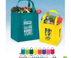 The Perfect Reusable Grocery Bags at Wholesale Pricing