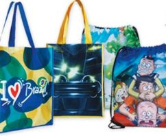 Exploring Reusable Bag Options with Dye Sublimation Printing