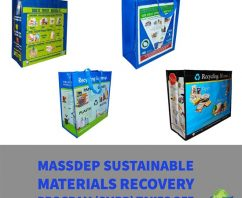 MassDEP Sustainable Materials Recovery Program (SMRP) Takes Off