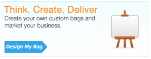 create a fully customized reusable bag for marketing or retail use
