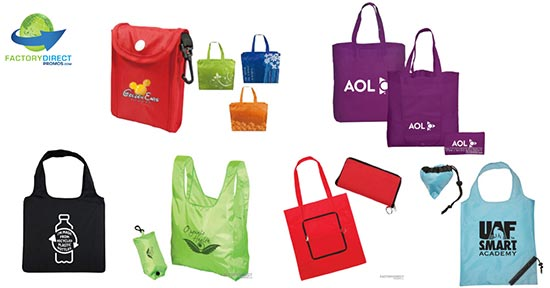Buy Best Shopping Bags That Fold Into a Pouch