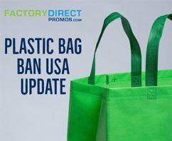 Post-Pandemic Plastic Bag Ban USA Update