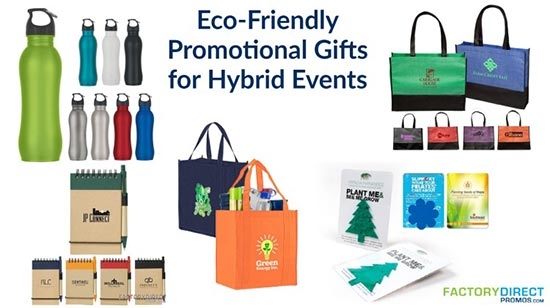trade show eco-friendly promotional items