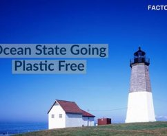 Has Rhode Island FINALLY Banned Plastic Bags and Straws?