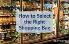 Reusable Bags Vs. Plastic Bags. Here's The TRUTH