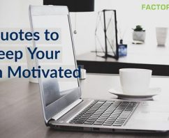 10 Quotes to Keep Your WFH Marketing Team Engaged