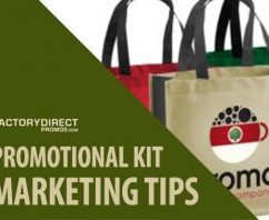 Go Sustainable with Your Marketing Promotional Kit!