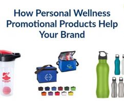 Custom Promotional Products for Your Customers to Meet Their Health Goals