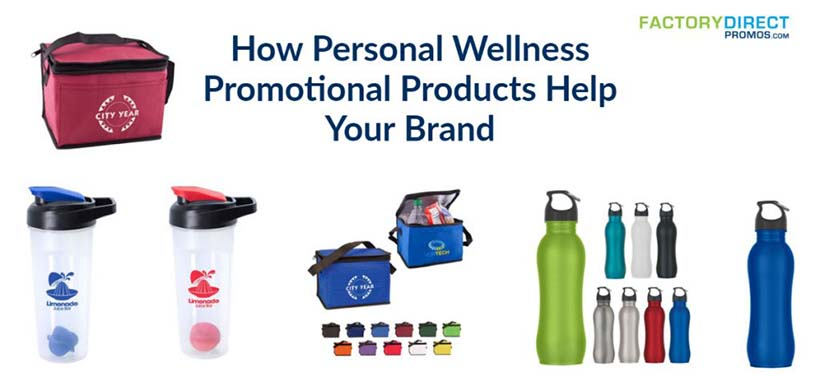personal wellness promotional products